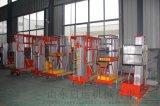 移动铝合金升降机单立柱登高梯辅助行走举升设备承德市