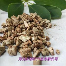 本格供应 园艺蛭石 孵化蛭石 20-40目蛭石