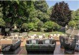 欧凯森 仿藤编户外沙发家具茶几组合室外庭院花园