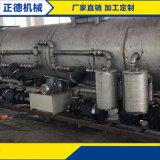 单螺杆挤出机 管材挤出生产线 pe管材生产线