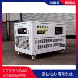 大泽动力12KW汽油发电机自动化