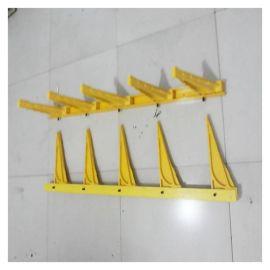 湖州分体式玻璃钢电缆支架 抗弯曲电缆托架厂