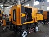 閃威動力400A柴油發電機帶電焊機