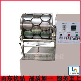 烤鸭饼机流水线、小型春卷皮机、优品现货烤鸭饼机
