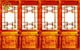 广元仿古门窗厂,实木门窗修建维修定制加工厂家直销