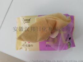 竹纤维女士卸妆柔湿巾
