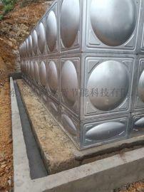 洛阳304不锈钢水箱 组合式水箱 波纹水箱厂家