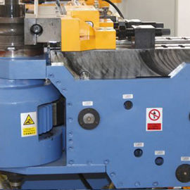 厂家新款高速数控半自动液压弯管机