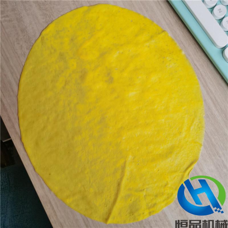新一代千層餅皮成型機 千層餅設備廠家