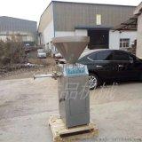 廠家  不鏽鋼臥式液壓雙管灌腸機 香腸灌裝加工成套設備廠家現貨