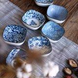 碗碟套裝家用碗盤子歐式簡約瓷碗 景德鎮骨瓷碗碟套裝