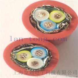CC-Link光幕传感器电缆cclink3*0.5