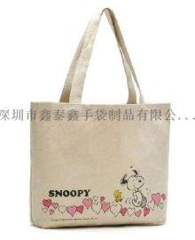 12安原色纯棉棉布袋
