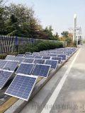 太阳能路灯安装方法,太阳能路灯安装队