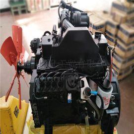 东风康明斯4bt发动机总成 160马力发动机