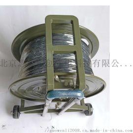 理线架-便携式 300米便携式光缆车 光缆收放架 手动绕线盘 放线架