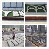 水泥排水渠盖板预制件自动化生产线/混凝土布料机生产线