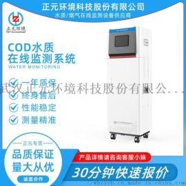 武汉正元,COD水质在线分析仪,实时在线监测COD