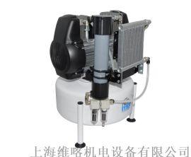 MGF意大利进口无油小型静音便携式牙科专用空压机