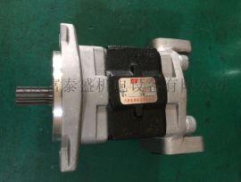 天津岛津液压油泵SGP1A20A2H9-R205C 岛津齿轮泵 高压泵 叉车油泵齿轮油泵