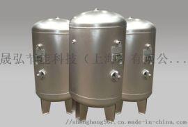 供应申江压力容器碳钢储气罐选配型号参数性能对比