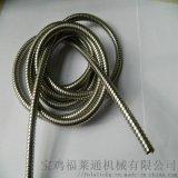 蘇州市雙扣不鏽鋼25規格穿線蛇皮管