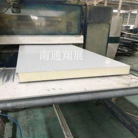南通聚氨酯彩钢夹芯板生产厂家