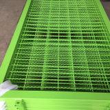 鐵藝網框五金靜電噴塗