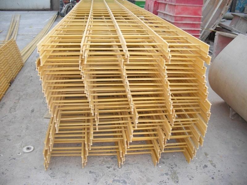 霈凯 户外防腐电缆桥架 玻璃钢托架