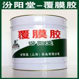 覆膜胶、良好的防水性、覆膜胶、工期短