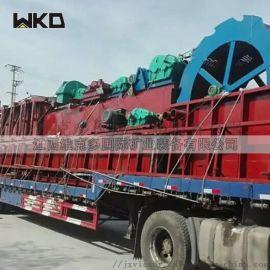 轮斗洗砂机 多排轮洗砂机 XSD3016轮斗洗砂机