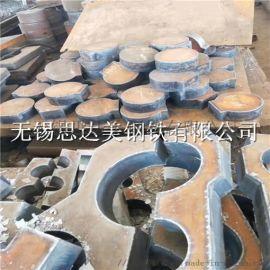Q345C钢板零割下料,钢板切割配重块,钢板切割