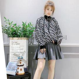 广东**女装品牌尚典卫衣折扣尾货市场