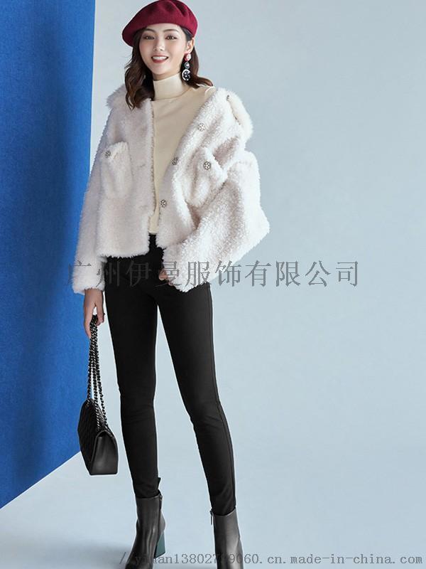 杭州一線品牌折扣女裝西樹影黛羽絨服尾貨走份廠家貨源