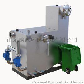 济南餐饮垃圾油水分离器