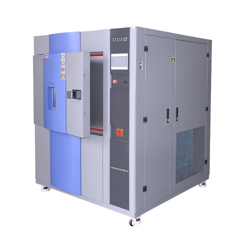 汽车配件水平式冷熱沖擊試驗箱 冷热循环冲击测试
