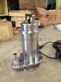 QDX不锈钢潜水泵农用菜地花园浇喷灌清水抽水泵