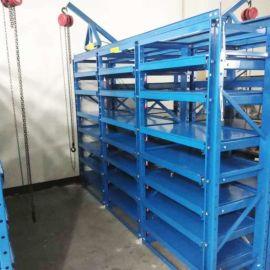 德州半开模具货架车间仓储货架量大优惠
