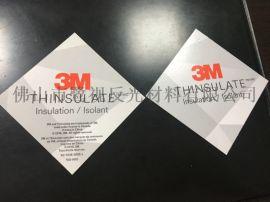 免费配送3M Thinsulate新雪丽棉吊牌布标