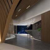 百信商場吊頂弧形鋁方通 2.0厚氟碳造型鋁方通