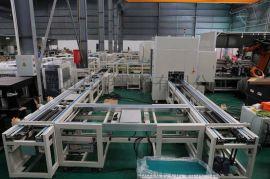 动力电池模组输送线 空调倍速生产线