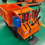 全地形1吨履带运输车 自走式果园履带运输车