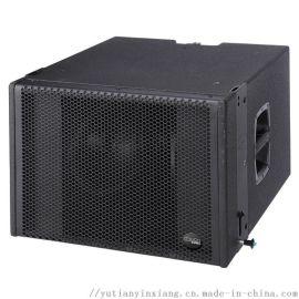 美声 MDA205S  网络有源线阵音箱