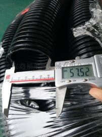AD25.8开口塑料管尼龙材质