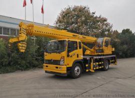国六八吨吊车 十二吨吊车臂长