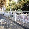 路中道路护栏@现货隔离道路栏杆@市政护栏现货供应