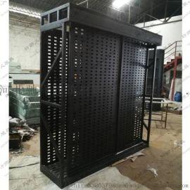 厂家直销瓷砖冲孔板展架