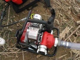 WICK-250揹負式進口森林消防泵 高壓接力水泵