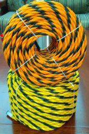 热卖老虎绳(标志绳)塑料绳园丝绳彩色绳PE绳