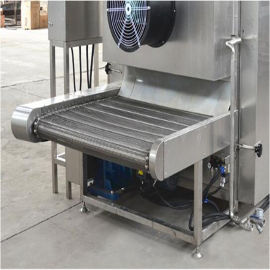 百合沥水烘干机 多层烘干流水线